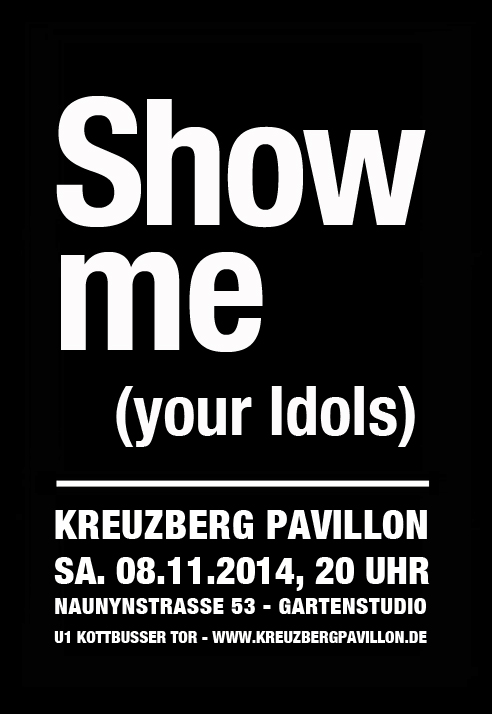 082 SHOW ME (YOUR IDOLS)